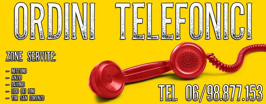 ordini telefonici ordini telefonici Ordini Telefonici ordine telefonico lq