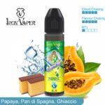 Iron Vaper Karma Vaping Capoeira Ice Aroma 20 ml Capoeira Papaya 150x150