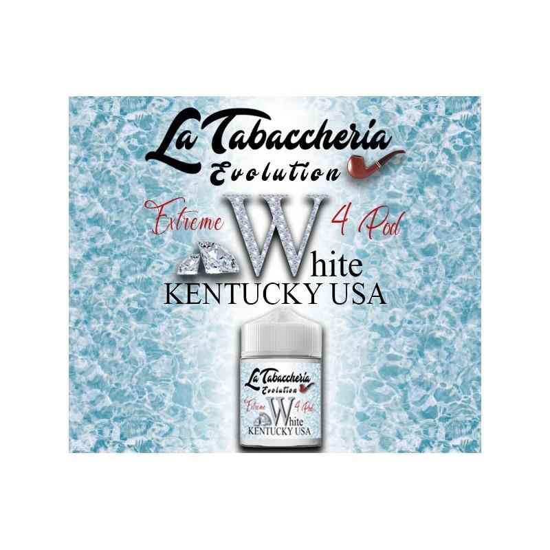 La Tabaccheria Extreme 4Pod White Kentucky USA Aroma 20 ml la tabaccheria extreme 4pod white kentucky usa aroma 20 ml