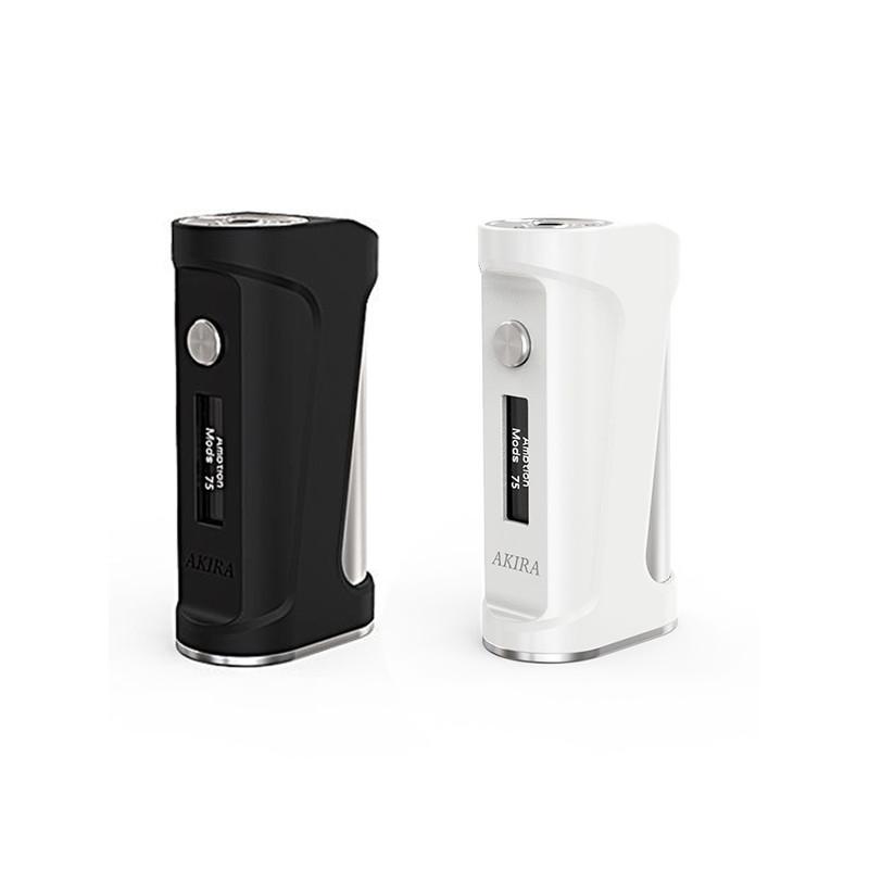 akira galactika mod akira Akira Galactika Mod Battery Box 18650 Galactika Mod Akira Box Mod Sigaretta Elettronica