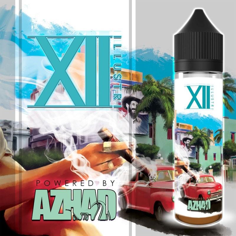 XII ILLUSTRI AZHAD ELIXIRS xii illustri XII ILLUSTRI Azhad's Elixirs xii illustri aroma 20 ml azhad per sigaretta elettronica